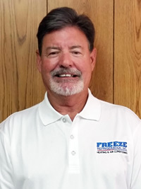 Joel Freeze - Owner / President